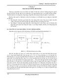 Bài giảng kỹ thuật điện tử - Chương 5