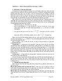Ứng dụng excel trong tính toán thiết kế đường - Chương 3
