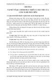 Bài giảng công nghệ phần mềm - Chương 1