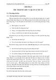 Bài giảng công nghệ phần mềm - Chương 5