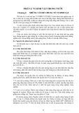 Giáo trình hóa và vi sinh vật nước - Chương 4