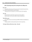Bài giảng thực hành lập trình web 2 - Bài 8