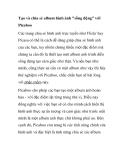 """Tạo và chia sẻ album hình ảnh """"sống động"""" với Picaboo"""
