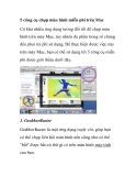 5 công cụ chụp màn hình miễn phí trên Mac