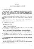 Giáo trình CƠ SỞ KỸ THUẬT CƠ KHÍ - Chương 14