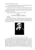 Giáo trình về Thuyết tiến hóa - Chương 2