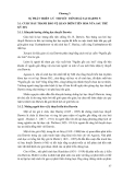 Giáo trình về Thuyết tiến hóa - Chương 3