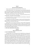Giáo trình về Thuyết tiến hóa - Chương 4