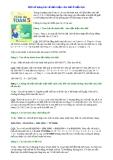 Phương pháp giải toán lớp 5 - Một số dạng bài về dấu hiệu chia hết ở tiểu học