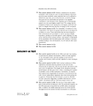 SAT II Biology Episode 2 Part 5