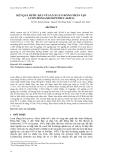 """Báo cáo nghiên cứu khoa học: """" KẾT QUẢ BƯỚC ĐẦU VỀ SẢN XUẤT GIỐNG NHÂN TẠO LƯƠN ĐỒNG (MONOPTERUS ALBUS)"""""""