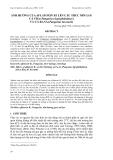 """Báo cáo nghiên cứu khoa học: """" ẢNH HƯỞNG CỦA AFLATOXIN B1 LÊN CẤU TRÚC MÔ GAN CÁ TRA (Pangasius hypophthalmus) VÀ CÁ BA SA (Pangasius bocourti)"""""""