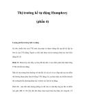 Thị trường kế tự động Humphrey (phần 4)