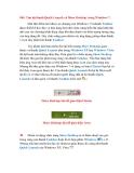 Thủ thuật Windows 7: Phần 3