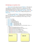 Thủ thuật Windows 7: Phần 5