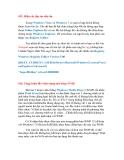 Thủ thuật windows vista: Phần 11