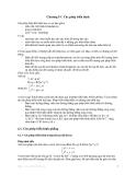 Đồ họa máy tính - Chương 4:  Các phép biến hình