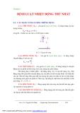 Bài giảng Kỹ thuật nhiệt - Chương 2