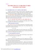 Bài giảng Lý thuyết động cơ đốt trong - Chương 2