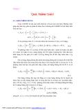 Bài giảng Lý thuyết động cơ đốt trong - Chương 5
