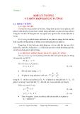 Nhiệt động lực học - Chương 2