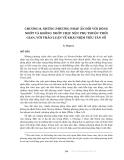 Động lực học chất lỏng tính toán - Chương 9