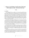 Động lực học chất lỏng tính toán - Chương 10