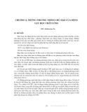 Động lực học chất lỏng tính toán - Chương 2
