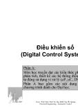 Bài giảng điều khiển số (Digital Control Systems) - Phần 1