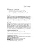 Phân tích số liệu bằng Epi Info 2002 - Phần 4