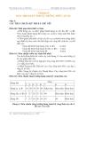 Quy trình kỹ thuật cây cao su - Phần 1 Quy trình kỹ thuật sản xuất cây giống, trồng mới và chăm sóc cao su kiến thiết cơ bản - Chương 2