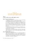 Quy trình kỹ thuật cây cao su - Phần 1 Quy trình kỹ thuật sản xuất cây giống, trồng mới và chăm sóc cao su kiến thiết cơ bản - Chương 3