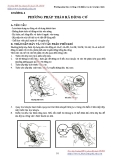 Giáo trình thực tập động cơ I - Chương 4