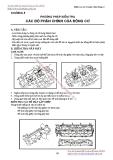 Giáo trình thực tập động cơ I - Chương 5