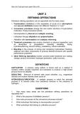 Giáo trình thuật ngữ chuyên ngành Dầu và Khí - Unit 2