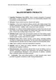 Giáo trình thuật ngữ chuyên ngành Dầu và Khí - Unit 6