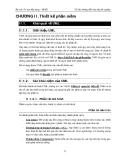Tài liệu hướng dẫn thực tập tốt nghiệp Tin học xây dựng - Chương 2