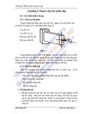 Bài tập sức bền vật liệu - 1