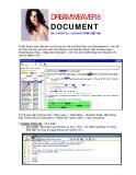 học dreamweaver 8 document