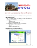 học dreamweaver 8 site từ xa