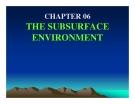 Địa chất dầu khí ( petroleum geology ) - Chương  6