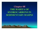 Địa chất dầu khí ( petroleum geology ) - Chương 8