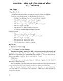 Quản trị công nghệ - Chương 2