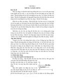 Động lực học máy xây dựng - Chương 1