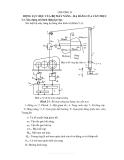Động lực học máy xây dựng - Chương 2