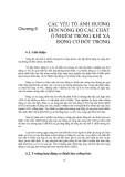 Giáo trình - Ô tô và ô nhiễm môi trường - chương 6