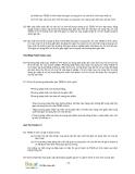Giáo trình phân tích khả năng nhận diện hệ thống tài sản cố định trong báo cáo lưu chuyển tiền tệ p7