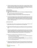 Giáo trình phân tích khả năng nhận diện hệ thống tài sản cố định trong báo cáo lưu chuyển tiền tệ p8