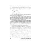 Giáo trình phân tích khả năng vận dụng quy trình đẳng lợi EPS đến giá trị cổ phiếu p10