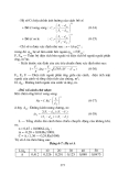 Giáo trình phân tích quy trình ứng dụng hệ số truyền nhiệt thiết bị ngưng tụ p3